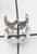 www.sayila.nl - Metalen rijgkastje ± 7x6mm voor similisteen rond ± 7mm (geschikt voor Swarovski SS34 plakstenen)