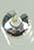 www.sayila-perlen.de - BudgetPack Metallperle/klemme 6mm, um Quetschperle zu 'verbergen' (± 25 St.)