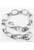 www.sayila.nl - Metalen armband met sluiting ± 21,5cm (schakel ± 16x10mm)