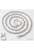 www.sayila.es - Collar DoubleBeads EasyClip de metal ± 58cm con anillo cierre de metal ± 24mm