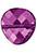 www.sayila.com - SWAROVSKI ELEMENTS bead 5621 flat round waving, faceted