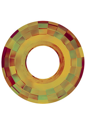 www.sayila.fr - SWAROVSKI ELEMENTS pendentif/breloque 6039 anneau, avec facettes