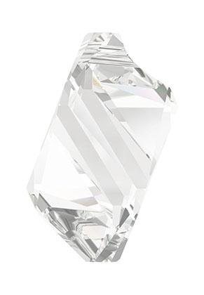www.sayila.fr - SWAROVSKI ELEMENTS pendentif 6650 Cubist Pendant 22x14mm