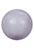 www.sayila.nl - SWAROVSKI ELEMENTS kraal 5811 Crystal Pearl Large Hole parel 10mm