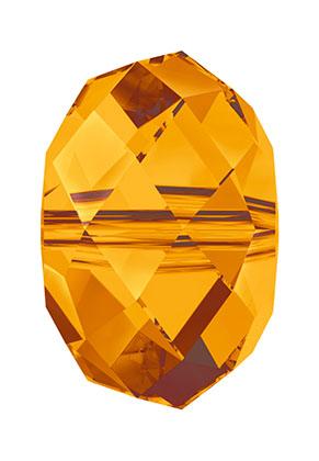 www.sayila-perlen.de - SWAROVSKI ELEMENTS Perle 5040 Briolette Bead Rondelle 6x4mm