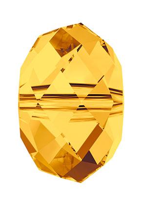 www.sayila-perlen.de - SWAROVSKI ELEMENTS Perle 5040 Briolette Bead Rondelle 8x5,5mm