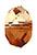 www.sayila.com - SWAROVSKI ELEMENTS bead 5040 Briolette Bead roundel 6x4mm