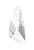 www.sayila.com - SWAROVSKI ELEMENTS pendant 6690 Wing Pendant wing 27x12mm