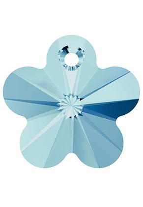 www.sayila.nl - SWAROVSKI ELEMENTS hanger/bedel 6744 'Flower Pendant' bloemetje facet geslepen ± 12x6,5mm