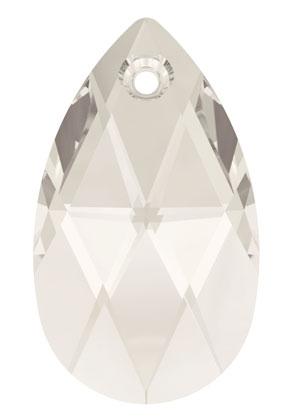 www.sayila.nl - SWAROVSKI ELEMENTS hanger/bedel 6106 Pear-shaped Pendant druppel 16x9,5mm, 5,5mm dik