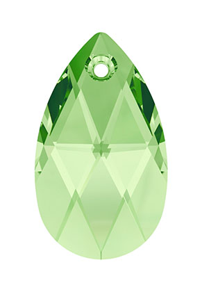 www.sayila.nl - SWAROVSKI ELEMENTS hanger/bedel 6106 Pear-shaped Pendant druppel facet geslepen ± 16x9,5mm, ± 5,5mm dik