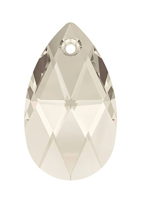 www.sayila.com - SWAROVSKI ELEMENTS pendant/charm 6106 Pear-shaped Pendant drop faceted ± 28x16,5mm, ± 10mm wide