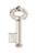 www.sayila.com - SWAROVSKI ELEMENTS pendant 6919 Key Pendant 30x14mm
