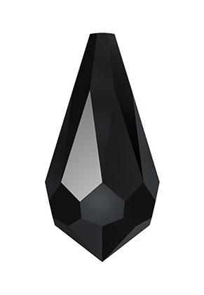 www.sayila.fr - SWAROVSKI ELEMENTS Pendentif/Breloque 6000 Goutte facettée ± 11x5,5mm (Trou ± 1,5mm)
