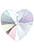 www.sayila.es - SWAROVSKI ELEMENTS colgante/dije 6228 XILION Heart Pendant corazón 14,4x14mm