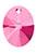 www.sayila.fr - SWAROVSKI ELEMENTS Pendentif/Breloque 6028 XILION Oval Pendant ovale 10mm