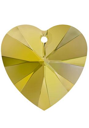www.sayila-perlen.de - SWAROVSKI ELEMENTS Anhänger 6228 XILION Heart Pendant Herzchen 10,3x10,0mm