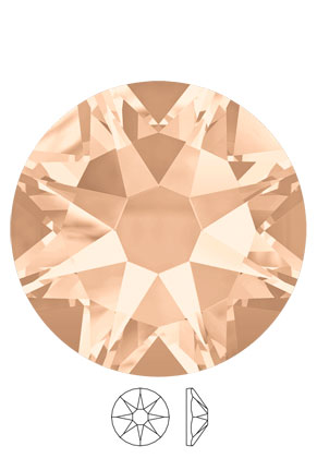 www.sayila.nl - SWAROVSKI ELEMENTS plakstenen 2088 XIRIUS Rose Enhanced SS20 4,7mm