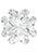 www.sayila.nl - SWAROVSKI ELEMENTS similisteen 4785 Clover Fancy Stone 14mm