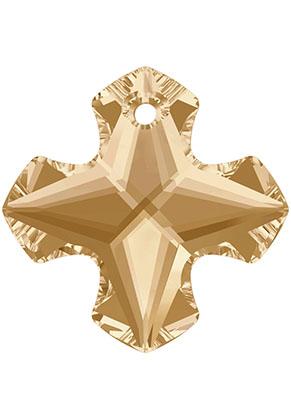 www.sayila.nl - SWAROVSKI ELEMENTS Hanger/Bedel 6867 Greek Cross Pendant kruis 14mm