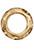 www.sayila.nl - SWAROVSKI ELEMENTS Hanger 4139 Cosmic Ring 30mm