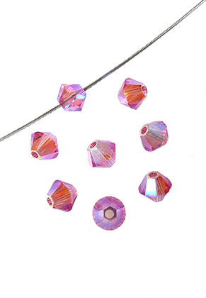 www.sayila.com - SWAROVSKI ELEMENTS bead 5328 Xilion Bead bicone 4mm