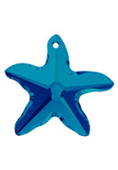 www.sayila.fr - SWAROVSKI ELEMENTS pendentif/breloque 6721 Starfish Pendant 16mm - SW2626