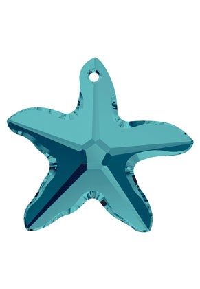 www.sayila.nl - SWAROVSKI ELEMENTS hanger/bedel 6721 Starfish Pendant 16mm