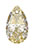 www.sayila.fr - SWAROVSKI ELEMENTS pendentif/breloque 6106 Pear-Shaped Pendant goutte 16x9,5mm