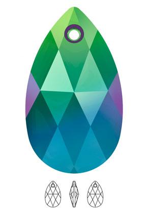 www.sayila.com - SWAROVSKI ELEMENTS charm/pendant 6106 Pear-Shaped Pendant drop 16x9,5mm