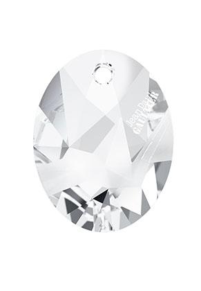 www.sayila.fr - SWAROVSKI ELEMENTS pendentif 6910 Kaputt Oval Pendant 26mm