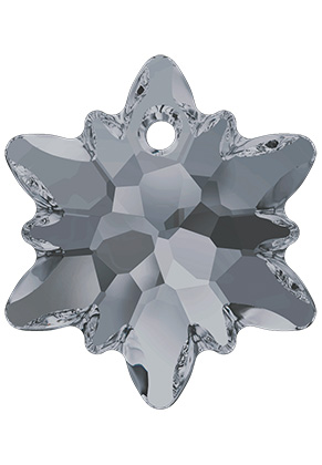 www.sayila.com - SWAROVSKI ELEMENTS pendant/charm 6748 Edelweiss Pendant flower 14mm