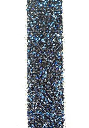 www.sayila.be - SWAROVSKI ELEMENTS band 57000 Crystal Fabric Banding Hotfix 12mm