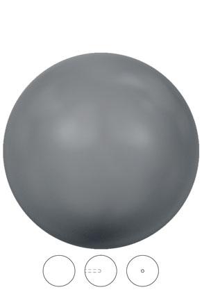 www.sayila.nl - SWAROVSKI ELEMENTS kralen 5818 Half-Drilled Crystal Pearl rond met halfgeboord gat 8mm