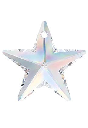 www.sayila.fr - SWAROVSKI ELEMENTS pendentif 6714 Star Pendant étoile 40mm