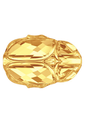 www.sayila.com - SWAROVSKI ELEMENTS bead 5728 Scarab Bead beetle 12mm