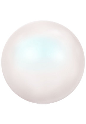 www.sayila.nl - SWAROVSKI ELEMENTS kraal 5811 Crystal Pearl large hole rond 10mm