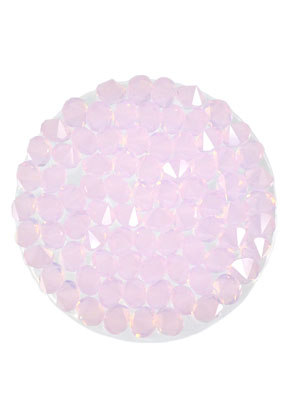 www.sayila-perlen.de - SWAROVSKI ELEMENTS Disk 72013 Crystal Rock Hotfix rund 24mm