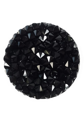 www.sayila.es - SWAROVSKI ELEMENTS disco 72013 Crystal Rock Hotfix redondo 24mm