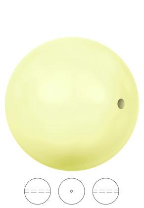 www.sayila.fr - SWAROVSKI ELEMENTS perles 5810 Crystal Pearl circulaire 3mm