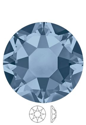 www.sayila.com - SWAROVSKI ELEMENTS flat backs 2078 Xirius Rose Hotfix round SS34 7,1mm