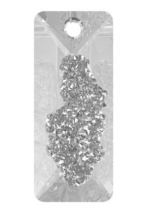 www.sayila.nl - SWAROVSKI ELEMENTS hanger 6925 Growing Crystal Rectangle 36x15x9,5mm