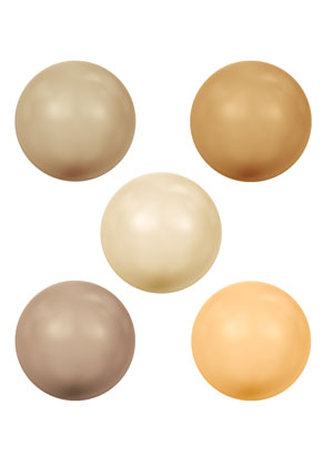 www.sayila.com - Mix SWAROVSKI ELEMENTS beads 5810 Crystal Pearl round 6mm
