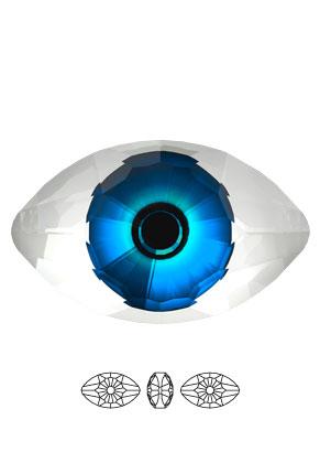 www.sayila.fr - SWAROVSKI ELEMENTS imitation de diamant 4775 Eye Fancy Stone 18x10,5mm