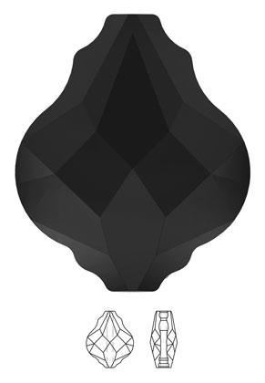 www.sayila.nl - SWAROVSKI ELEMENTS kraal 5058 Baroque Bead 14mm