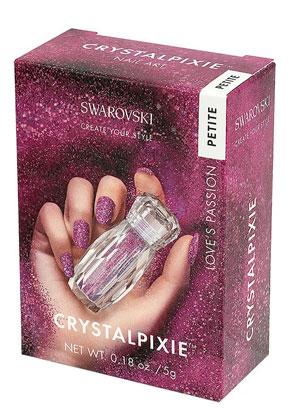 www.sayila.com - SWAROVSKI ELEMENTS nail art CRYSTALPIXIE Petite Love's Passion