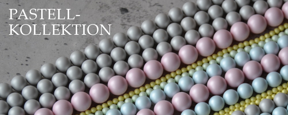 www.sayila-perlen.de - Pastell-Kollektion