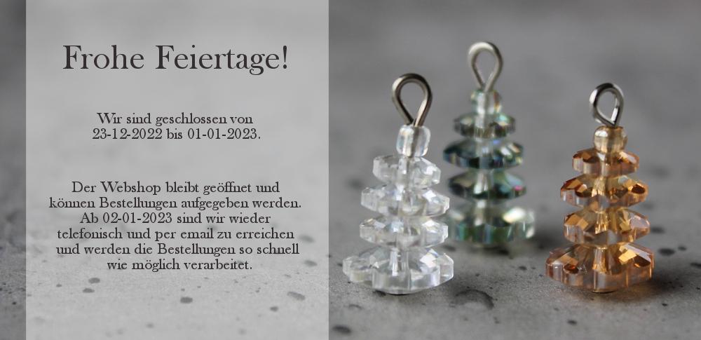 www.sayila-perlen.de - Weihnachts-kollektion