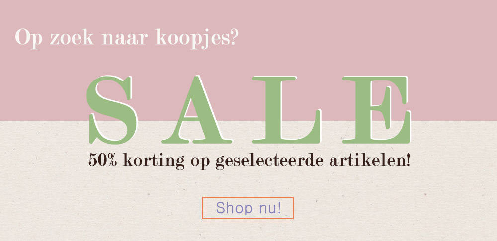 www.sayila.nl - Super Sale -50%