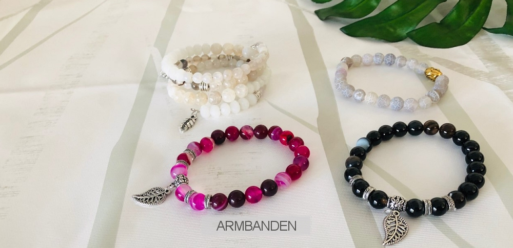 www.sayila.be - Armbanden